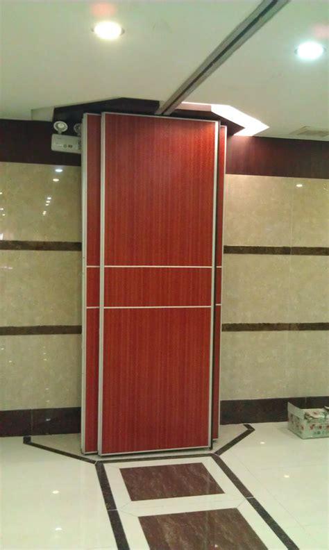 single roller sliding partition walls aluminum track