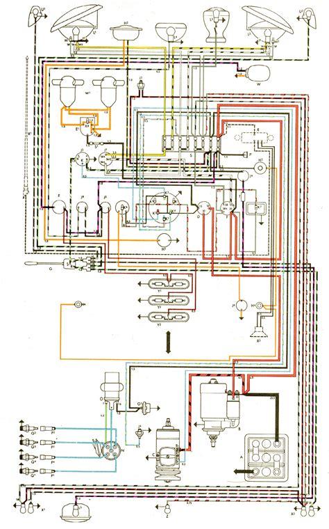 1993 Vw Beetle Wiring Diagram by Vw Wiring Diagrams