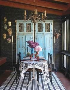 Alte Tür Deko : 20 ideen f r handgemachte m bel und dekorationen aus alten t ren ~ Markanthonyermac.com Haus und Dekorationen