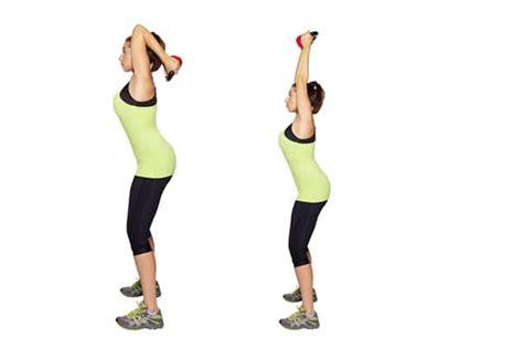 kettlebell triceps exercises kettle stronger running extensions