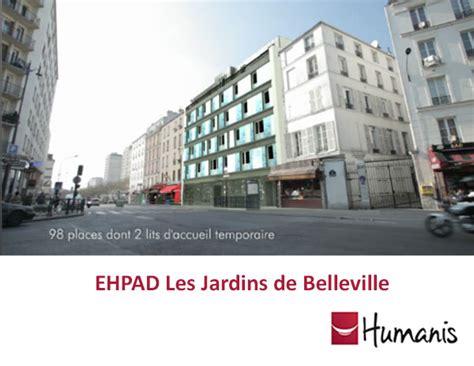 Ehpad Les Jardins De Belleville by Guide Des Maisons De Retraite Inauguration De L Ehpad