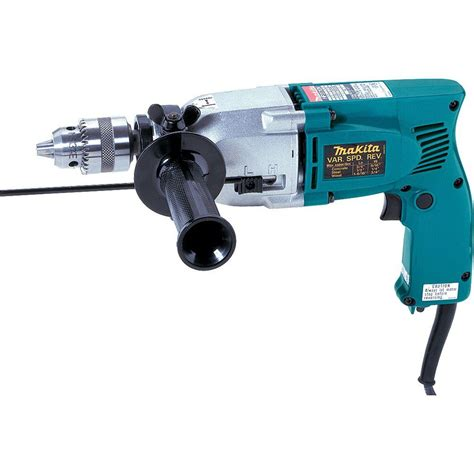 makita 6 3 4 in corded 2 speed hammer drill with depth key side handle