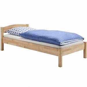 Betten 90 X 200 : moebeldeal einzelbett jugendbett jan buche massiv 90 x 200 cm ~ Bigdaddyawards.com Haus und Dekorationen