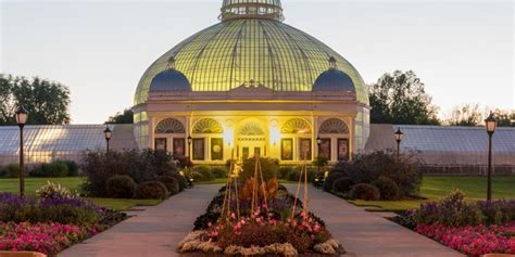 buffalo  erie county botanical gardens weddings