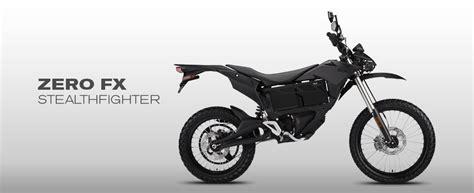2014 Zero Fx Electric Motorcycle || Zero Motorcycles