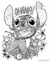 Stitch Coloring Zentangle Printable Package Sheet sketch template