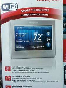 7 Day Programmable Thermostat Rth8500d Honeywell