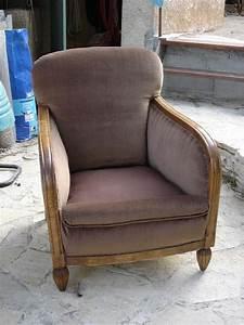 Mon Fauteuil Club : fauteuil club restauration d 39 un vieux fauteuil un ptit coin chez sophie ~ Melissatoandfro.com Idées de Décoration