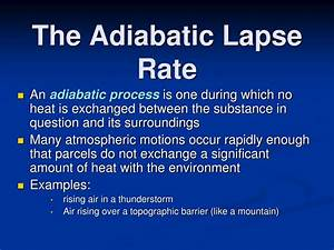 Ppt - Atmospheric Stability Powerpoint Presentation