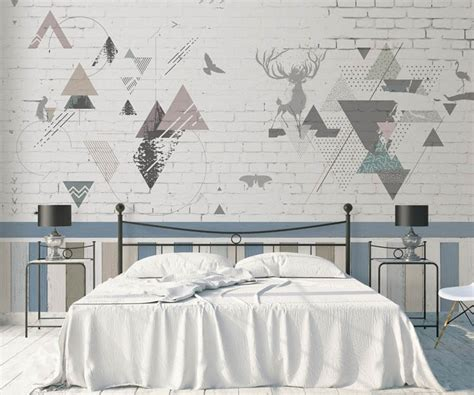 30 motif harga wallpaper dinding kamar tidur minimalis