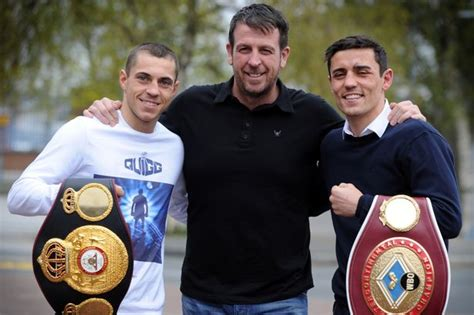 Joe Gallagher: Winning 'boxing bible's' trainer of the ...