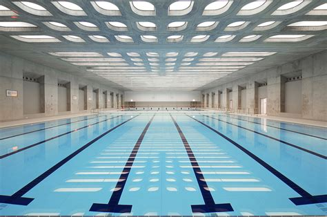 London Aquatic Centre - Morrisroe