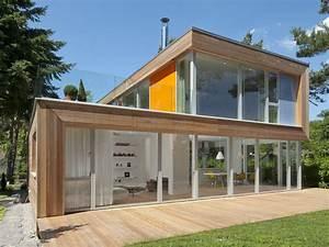 Ferienhaus Holz Bauen : holzhaus f r dynamiker neubau hausideen so wollen wir ~ Lizthompson.info Haus und Dekorationen