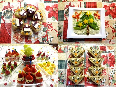 christmas party food idea  kids holiday special