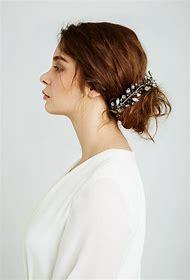 Wedding Feather Hair Accessories
