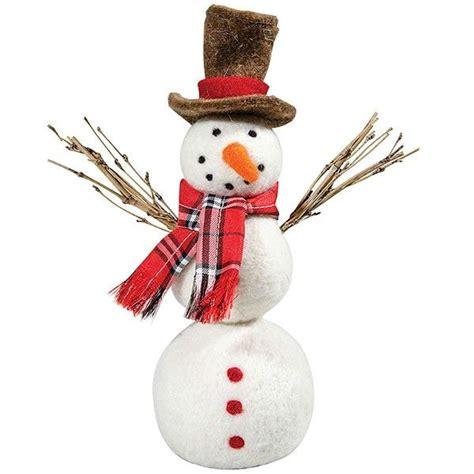 bonhomme de neige ecossais