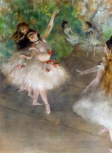 Paintings of Spring: Edgar Degas (19 iulie 1834 – 27 ...