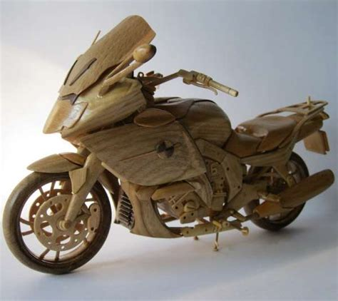 moderntique motorcycles vyacheslav voronovich wooden