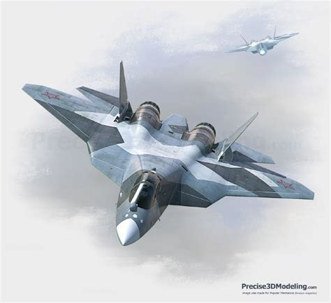 Sukhoi T-50 Images On Pinterest