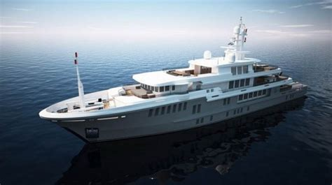 Yacht In The Water Song by Wordlesstech Superyacht Sinks Island