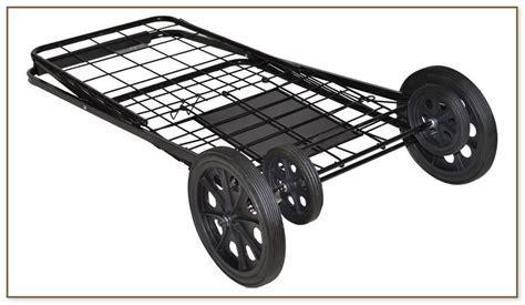 4 Wheel Shopping Cart