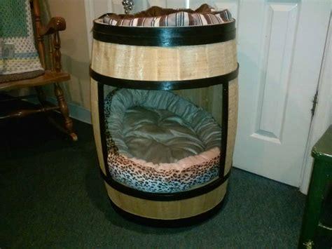 barrel furniture plans