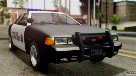 Gta 5 Police Lv For Gta San Andreas