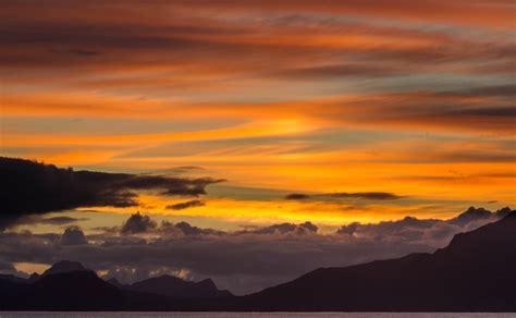 lofoten sunset ii norway norway