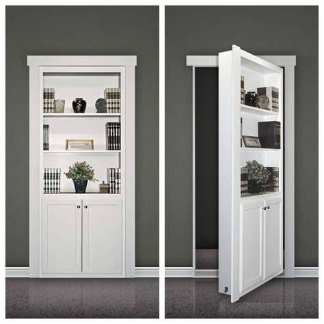 diy bookcase closet door murphy door customer brag wall the murphy door give