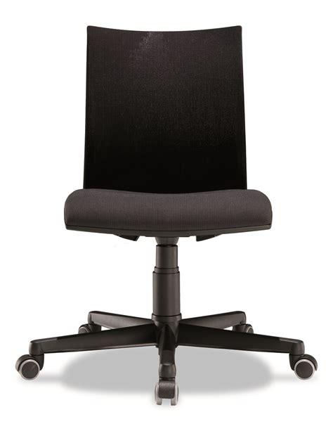 fauteuil de bureau sans accoudoir chaise bureau sans accoudoir
