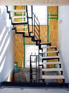 Dachüberstand Nachträglich Bauen : treppen aufbau freitragende treppen aufbau und allgemeine ~ Lizthompson.info Haus und Dekorationen