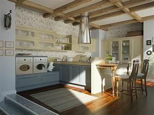Cuisine Style Ancien : d co cuisine style ancien ~ Teatrodelosmanantiales.com Idées de Décoration