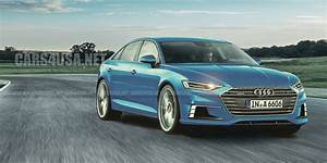 Audi A : 2018 audi a6 new spy photos release date and specs ~ Gottalentnigeria.com Avis de Voitures