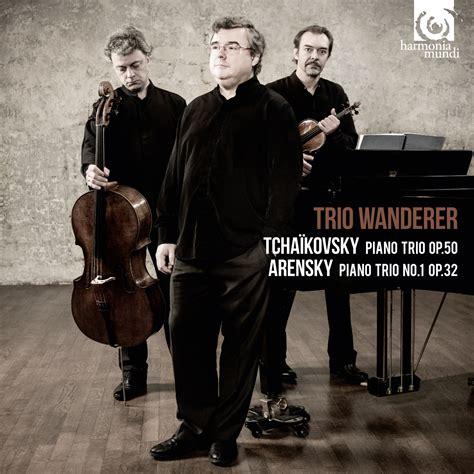 Eclassical  Tchaikovsky & Arensky Piano Trios