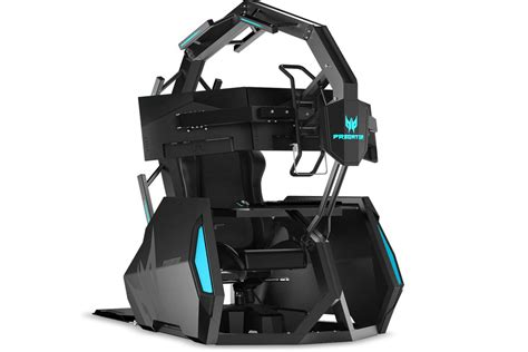 acers 14k predator thronos air gaming chair is the craziest thing weve seen so far at ifa 2019 acer s 000 predator thronos air gaming chair is ready to take your living room the verge