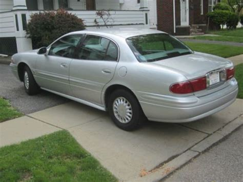 Used Buick Lesabre For Sale By Owner by Find Used 2003 Buick Lesabre Custom 20k Original