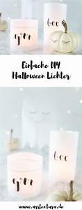 Halloween Deko Aus Amerika : schlichte halloween deko basteln ars textura diy blog ~ Markanthonyermac.com Haus und Dekorationen
