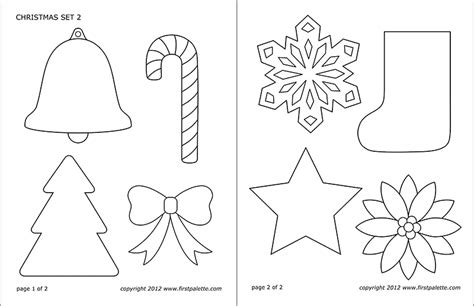 christmas printables  printable templates coloring