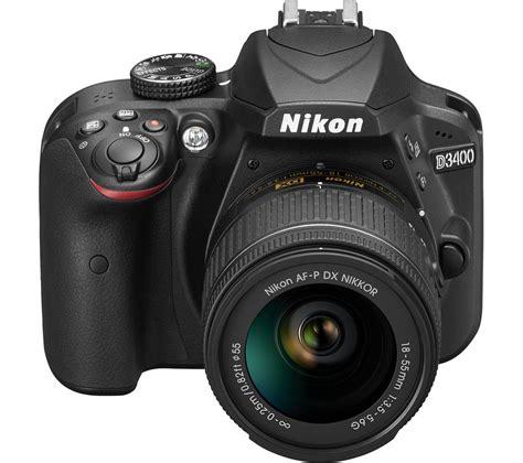 buy nikon digital buy nikon d3400 dslr with 18 55 mm f 3 5 5 6 lens