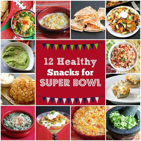 bowl snack recipes 12 healthy super bowl snack recipes jeanette s healthy living