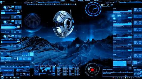 Best 17 Most Beautiful 3d Themes For Windows 7 Free Destop