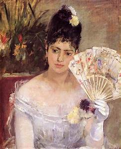 The Athenaeum - At the Ball (Berthe Morisot - )