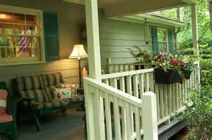 Tara Dillard 2011 Front Porch Ideas Style For Ranch Home