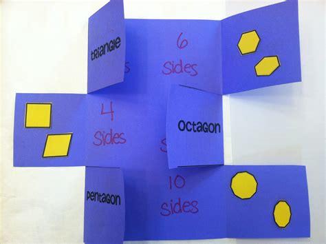 Polygon Foldable Template