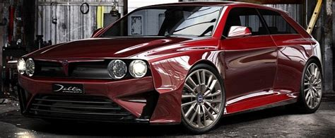 New Lancia Delta Integrale Trumpeted by FCA Sources ...