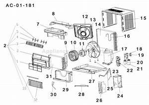 Parts For Esa3087