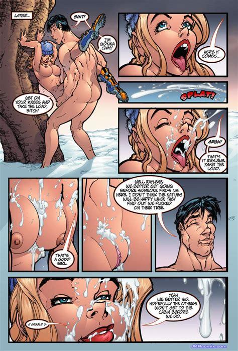 fantasy succubus lesben porno comic