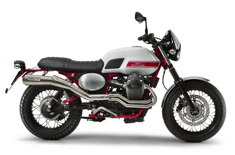 Moto Guzzi V7 Stornello by Foto Eicma 2015 Moto Guzzi V7 Ii Stornello Dettagli Tecnici