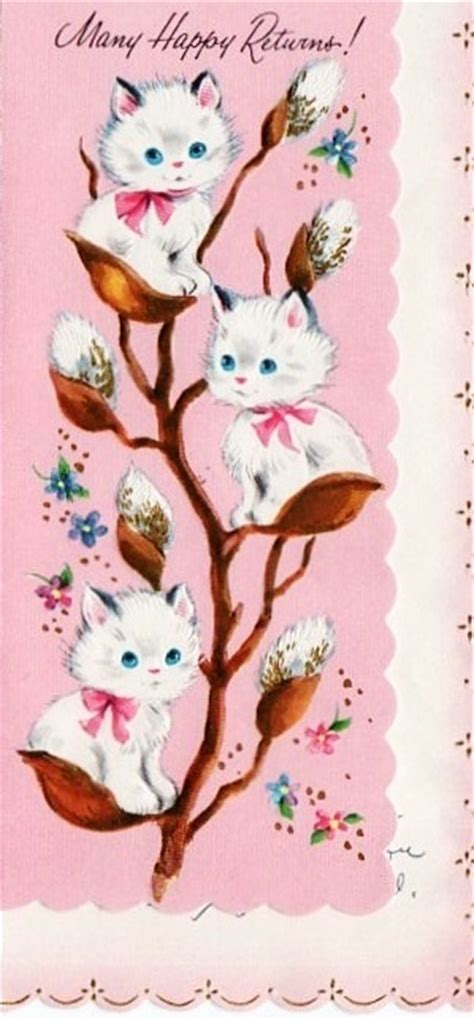 kitten willow clipart clipground