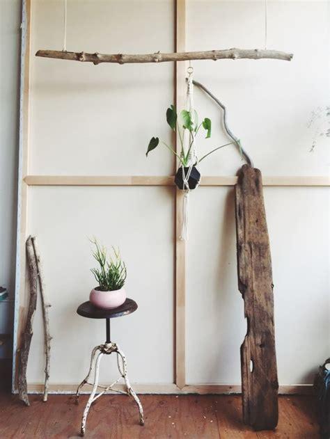 branche de bois deco naturelle dans lesprit du temps